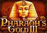 Игровые автоматы Pharaoh's Gold III играть бесплатно