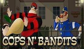 Игровой автомат Cops N' Bandits