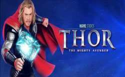 Игровой автомат Thor The Mighty Avenger