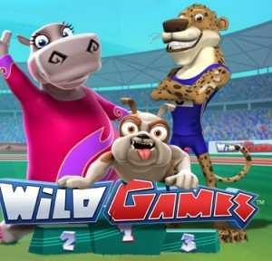Игровой автомат Wild Games
